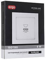 LED-світильник ERGO STD SL 9W 220V 4100K Нейтральний білий