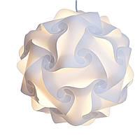 Плафон, плафони для світильників і люстр (30 см)