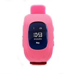Фитнес-трекер для Детские смарт-часы GoGPS ME К50 Розовый (К50РЗ)