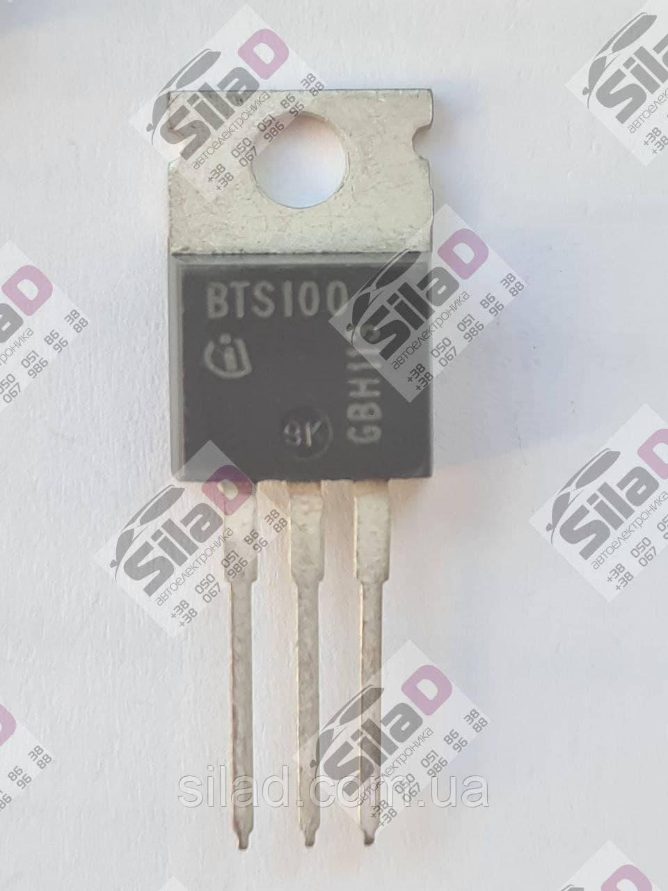 Транзистор BTS100 Infineon корпус TO-220AB