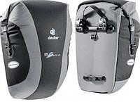 Многофункциональный рюкзак  на багажник DEUTER DS Rack Pack, 32748 7410 черный