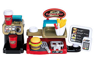 Ігровий набір Бургерная Burger Shop Klein 7307