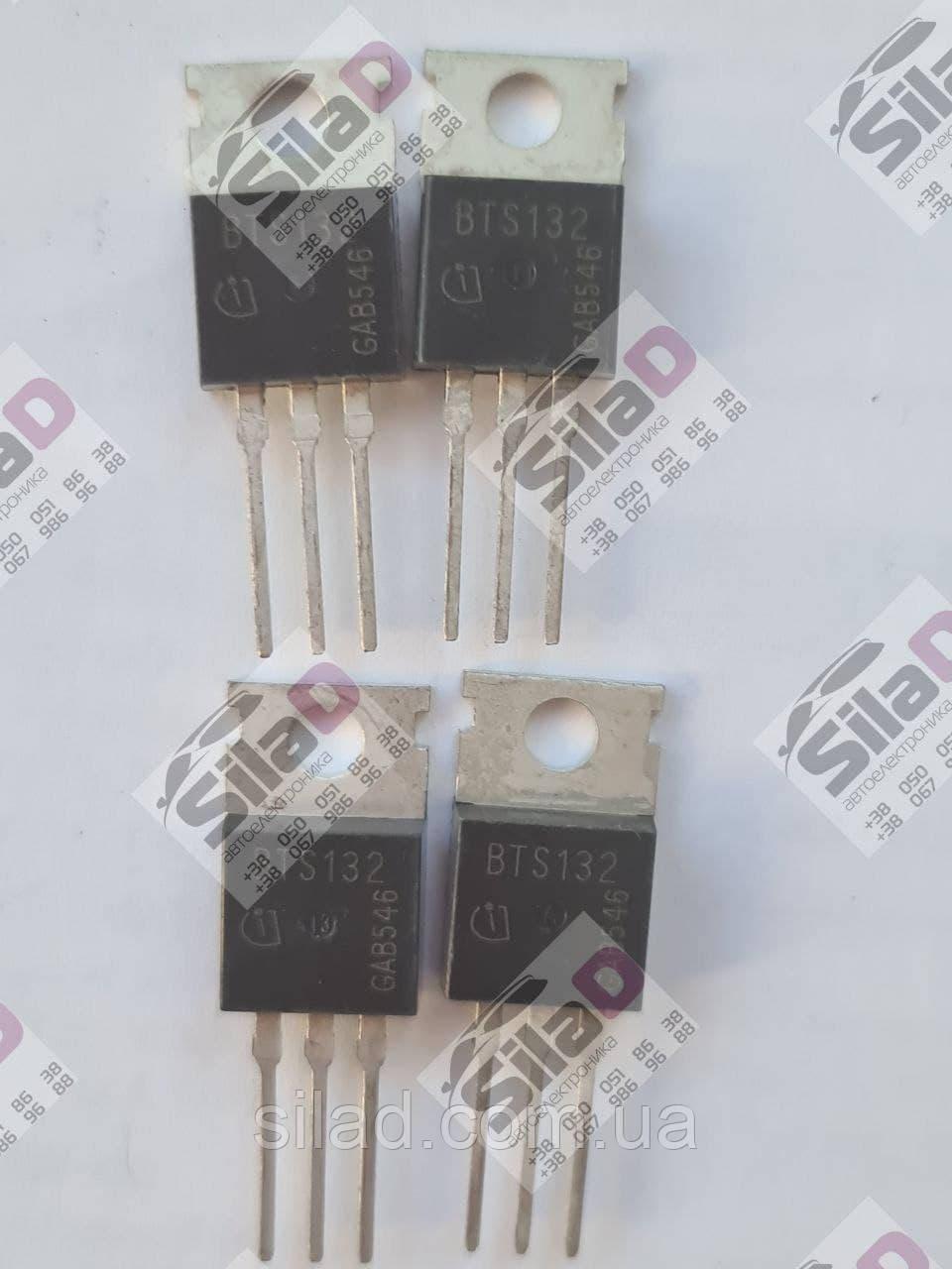 Транзистор BTS132 Infineon корпус TO-220