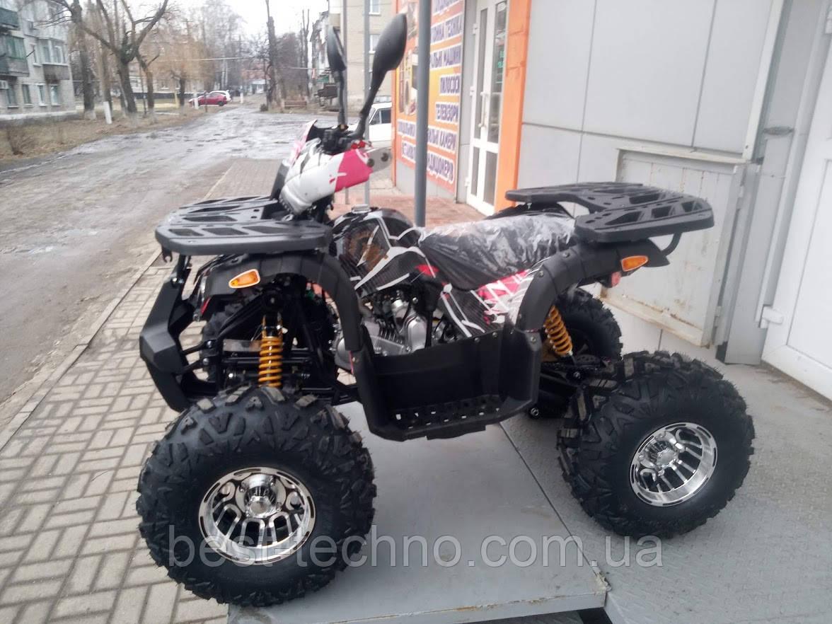 Квадроцикл SPARK SP125-7 2018 (Спарк 125 КУБ.СМ.)