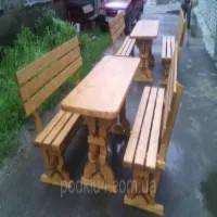 Меблі з дерева