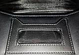 Оригінальна нова шкіряна папка для сервісної книжки та інструкції BMW, фото 3