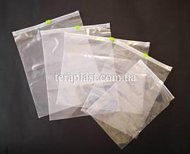 Полиэтиленовые пакеты-слайдеры