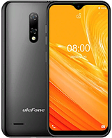 "Ulefone Note 8 5.5"" 2GB RAM 16GB ROM 2700mAh 5MP Android10 Black, фото 1"