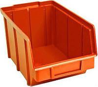 Ящик для метизов Wave - 350 х 210 х 200 мм, цветной