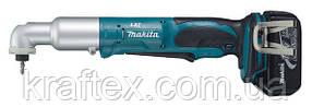 Аккумуляторный угловой ударный шуруповерт Makita BTL061RFE