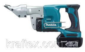 Аккумуляторные листовые ножницы Makita BJS130RFE