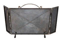 Защитный экран для камина