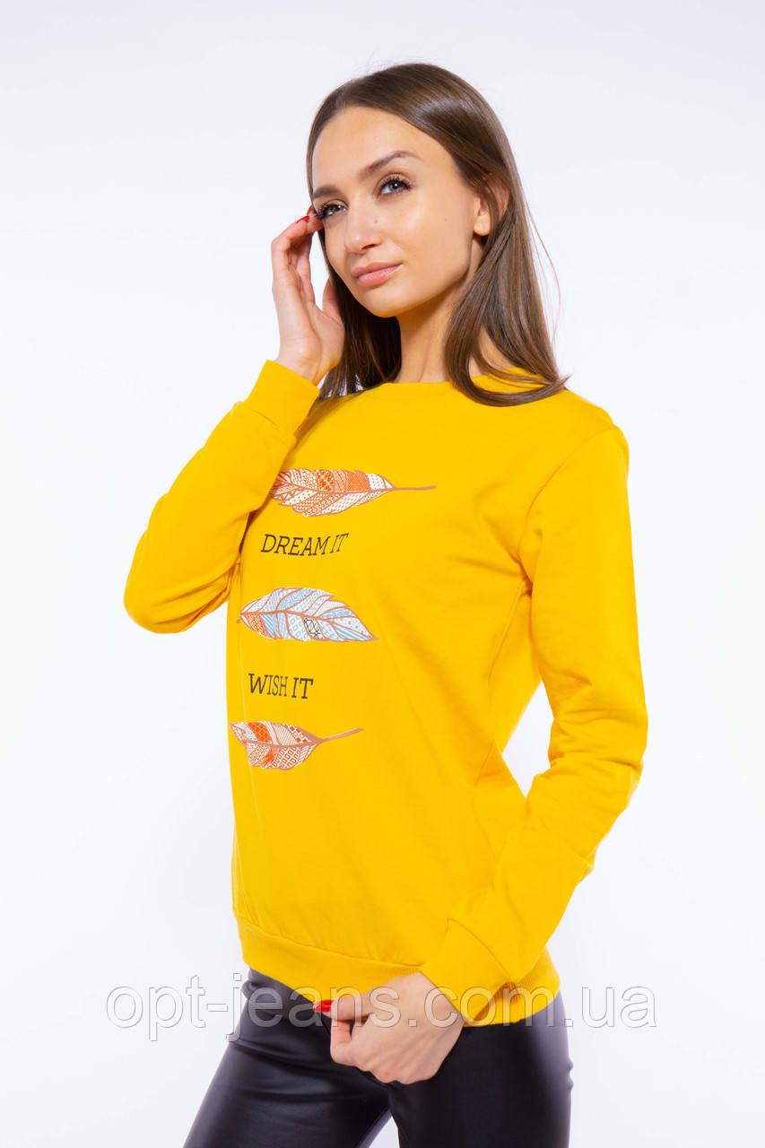 Женский свитшот с принтом Tenkie