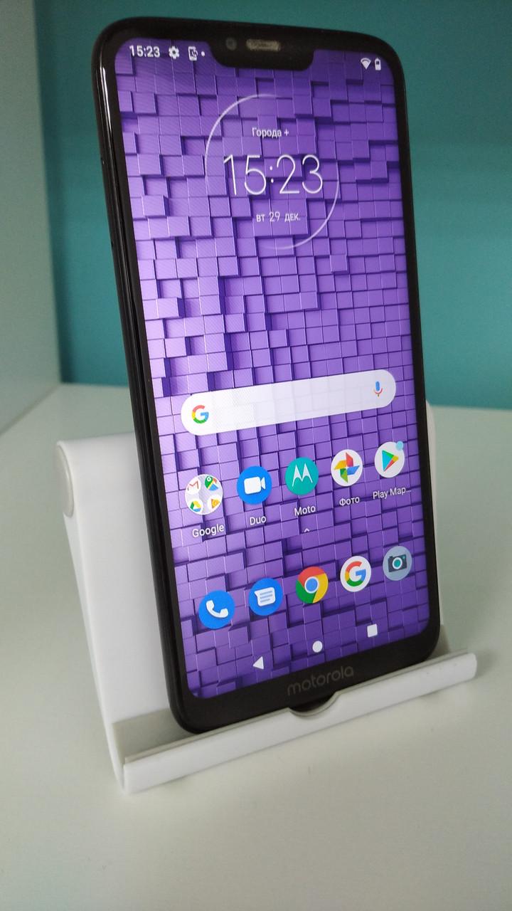БУ Смартфон Motorola G7 Power (XT1955-4) 4/64GB Ceramic Black