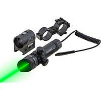 Лазерний целеуказатель ЛЦУ - JG1/3G (зел промінь) - BASSELL