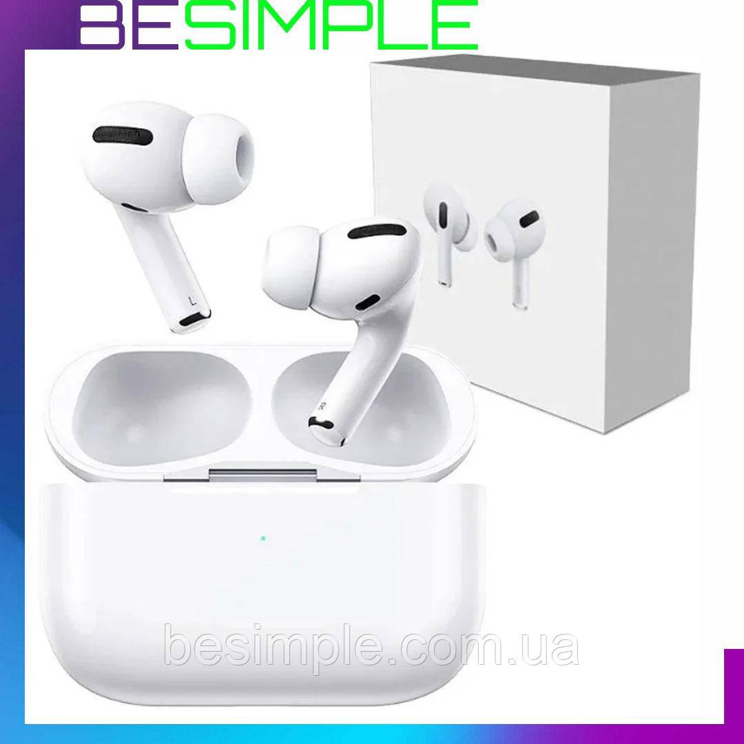 УЦІНКА! Навушники безпровідні AirPods Pro TWS i500 Bluetooth / Блютуз гарнітура з кейсом