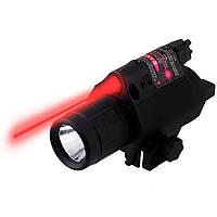 Ліхтар + лазер підствольний JGSD-R