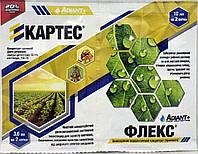 Инсектицид «Картес» 3,6 мл + ПАВ «Флекс» 10 мл (аналог Турбо Престо), оригинал