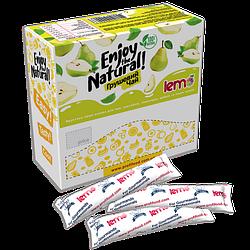 Витаминный чай лемо Lemo - пюре фруктовое для чая , коктейлей, лимонад  Грушевый 15*45г
