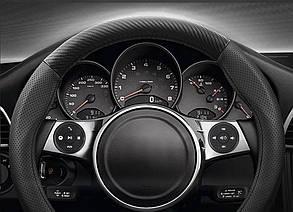 Кнопки управления магнитолой на руле ZIRY 552-2, универсальные с подсветкой LED