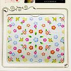Наклейки для Ногтей Самоклеющиеся 3D Nail Sticrer CH-A-23, Веселые Разноцветные Цветы, Декоры для Ногтей, фото 3