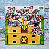 """Набір карток для логопедів """"Диференціація звуків: ф/х"""", фото 2"""