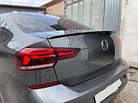 Спойлер багажника сабля Volkswagen Polo 2020+ г.в. Поло