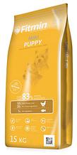 Корм для цуценят малих порід Fitmin dog mini (Фитмин міні) puppy , 400 г