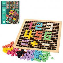 Деревянная игрушка Мозаика MD 2462