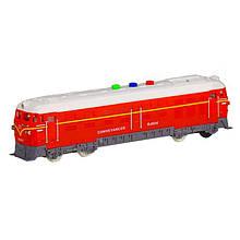 Поезд инерцыонный 7792A (Red)