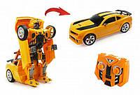 Трансформер Бамблби на радиоуправлении 28168 TF, Машина - робот