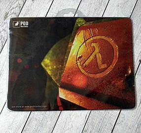 Коврик для мыши Podmyshku Half Life игровой, ткань, размер S