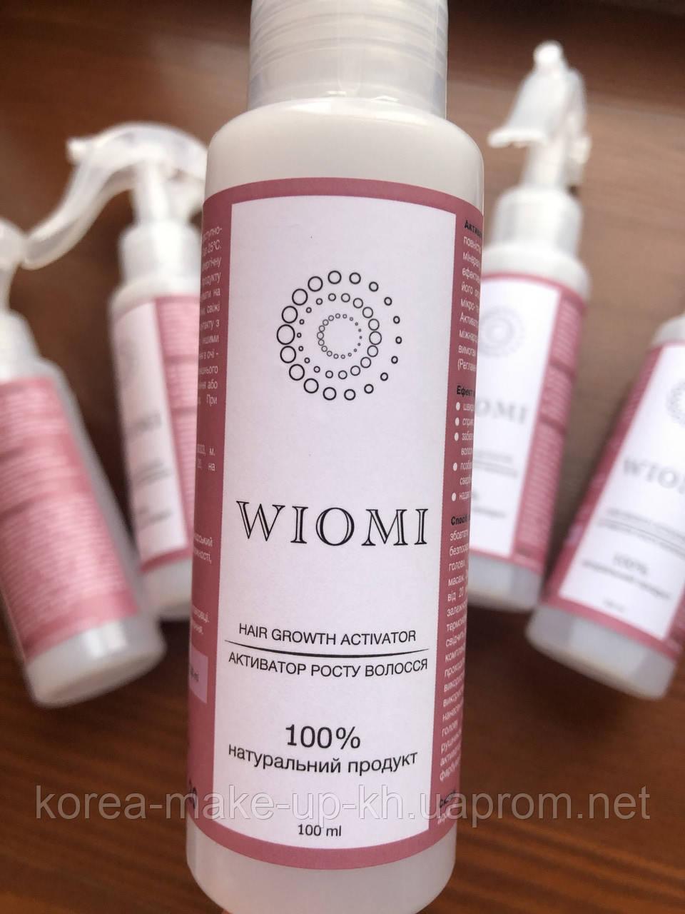 Спрей для роста волос WIOMI