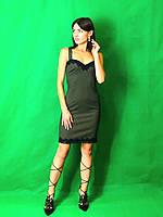 Жіноче плаття з костюмної тканини Poliit 8279