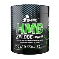 Комплекс для роста мышц OLIMP HMB Xplode Powder 250 g