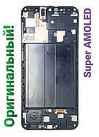 Дисплейный модуль б/у Samsung Galaxy A50 A505 2019 GH82-19204A