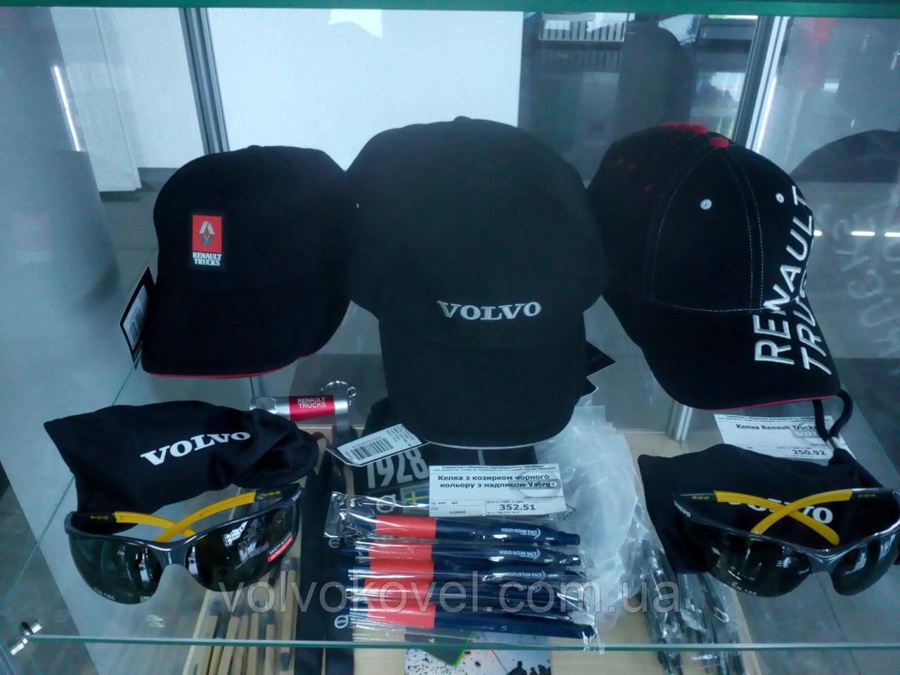 Ручка Volvo Ocean Race (10 шт. в уп.) пластик, силікон