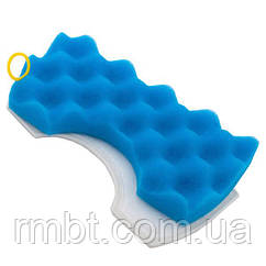 Фильтр пылесоса Samsung (синий поролон) DJ97-01040C