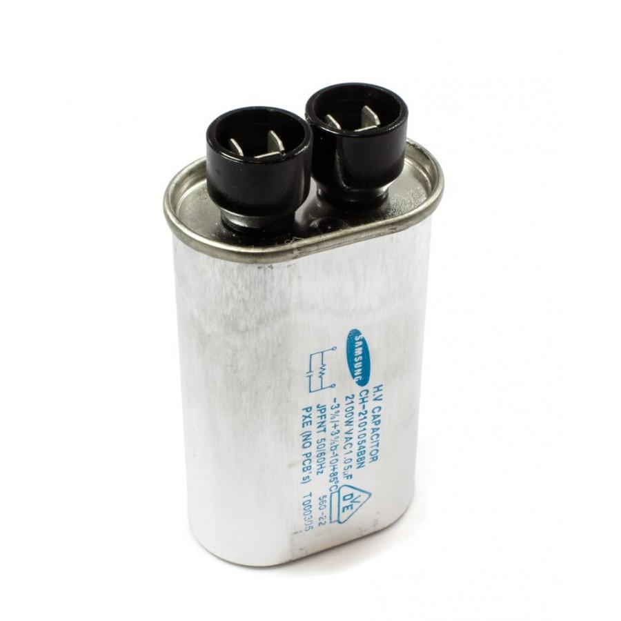 Конденсатор 1.05 mkF для мікрохвильових печей Samsung CH-2101054B8N