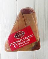 Прошутто крудо PROSCIUTTO CRUDO SALUMEO 1000 г. Цельный кусок, фото 1