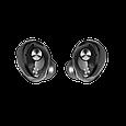 Bluetooth наушники PrimeBud Black (Распакован), фото 3
