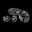 Bluetooth наушники PrimeBud Black (Распакован), фото 5