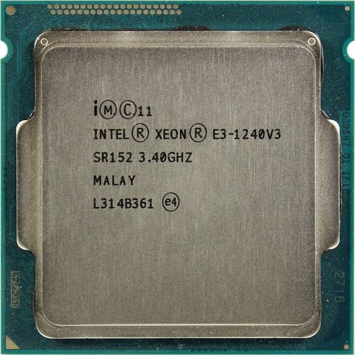 Процессор Intel® Xeon® E3-1240 v3, LGA1150 up to 3.80GHz ( i7-4770)