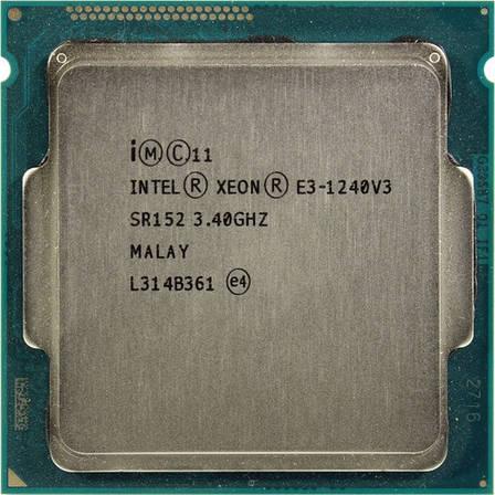 Процессор Intel® Xeon® E3-1240 v3, LGA1150 up to 3.80GHz ( i7-4770), фото 2