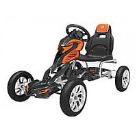 Детский спортивный картинг на педалях GM504