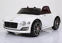 Детский электромобиль JE 1166Б Bentley цвет белый