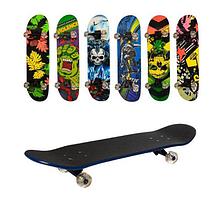Скейт Profi MS 0355-4, 79-20 див., алюмінієва підвіска, колеса ПУ, підшипники ABEC-7