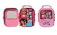 Кукла в чемодане 8809-5