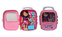 Кукла в чемодане 8809-3
