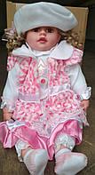 Кукла интерактивная 1305A-2459 Осталась кучерявая